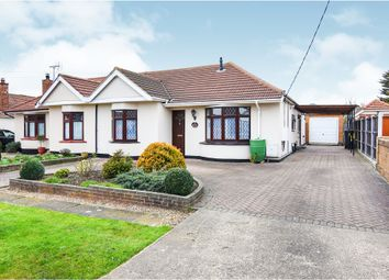 Thumbnail 3 bed semi-detached bungalow for sale in Balmoral Avenue, Corringham, Stanford-Le-Hope