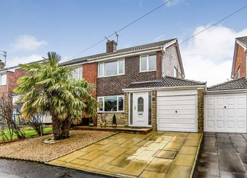 Thumbnail 3 bed detached house for sale in George Street, Shaw, Oldham, Greater Manchester