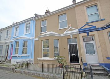 Thumbnail 4 bed terraced house for sale in Palmerston Street, Millbridge, Plymouth