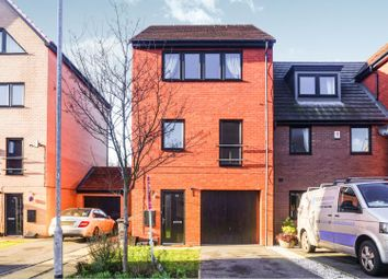 Thumbnail 5 bed town house for sale in Marvell Way, Rotherham