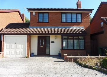 Thumbnail 4 bed property to rent in Elgar Crescent, Brierley Hill