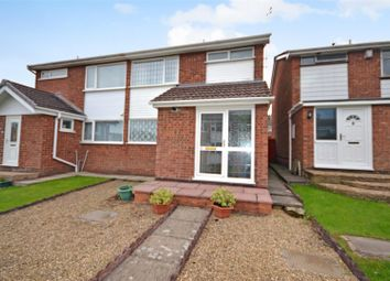 3 bed semi-detached house for sale in Blandford Drive, Clifford Park, Coventry CV2