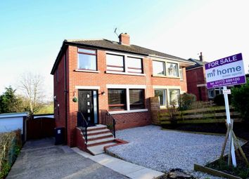 Thumbnail 4 bed semi-detached house for sale in St. Michaels Road, Kirkham, Preston