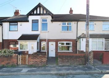 Thumbnail 3 bed terraced house for sale in 61 Wellington Road, Edlington, Doncaster, South Yorkshire