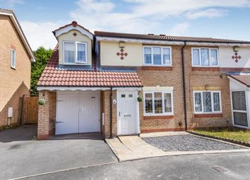 Thumbnail 3 bed semi-detached house for sale in Epping Close, Walsall, .