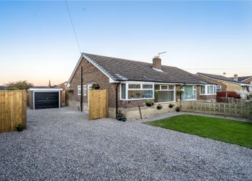 Thumbnail 2 bed semi-detached bungalow for sale in Headlands Road, Ossett, West Yorkshire