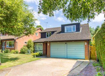 Thumbnail 4 bed detached house to rent in Earlsmead, Letchworth Garden City