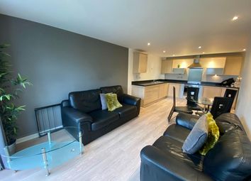 Thumbnail 2 bed flat for sale in 6 Elmira Way, Manchester