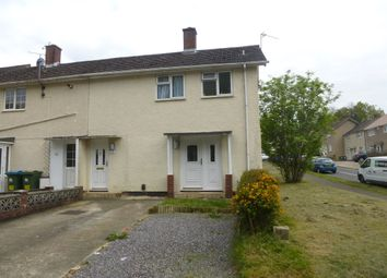 Thumbnail 2 bed end terrace house for sale in Cheriton Avenue, West End, Southampton