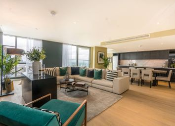 Thumbnail 2 bedroom flat for sale in Charrington Tower, Docklands