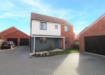 Thumbnail 3 bed detached house for sale in Arthur Black Way, Wootton, Bedford