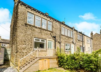 Thumbnail 3 bedroom end terrace house for sale in Swallow Lane, Golcar, Huddersfield