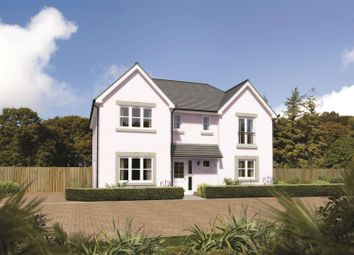 Thumbnail 5 bed detached house for sale in The Laurieston, Hunters Meadow, Auchterarder