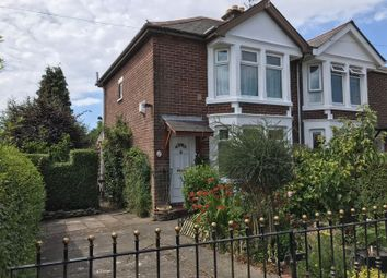 Thumbnail 2 bed semi-detached house for sale in Meggitt Road, Barry