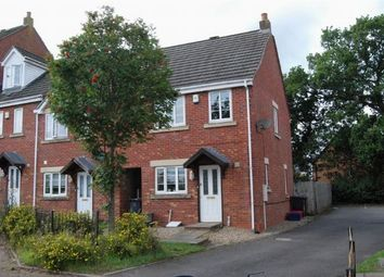 Thumbnail 3 bed end terrace house to rent in Sedgemoor Court, Lang Farm, Daventry