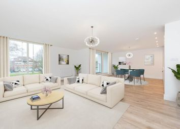 Apartment 3, Sunderland Avenue, Oxford OX2. 2 bed flat for sale