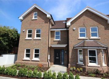Thumbnail 4 bed end terrace house for sale in The Harrow, Luton Road, Harpenden, Herts