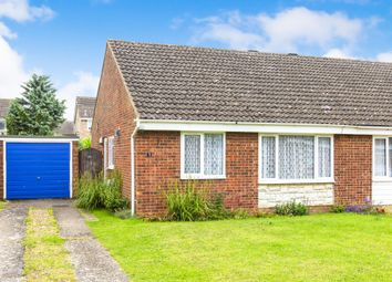 Thumbnail 3 bed semi-detached bungalow for sale in Boardman Close, Little Paxton, St. Neots