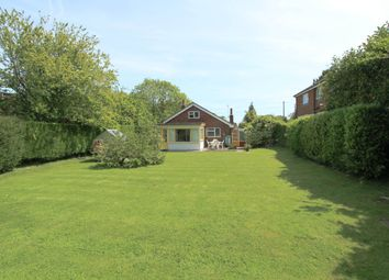 Thumbnail 3 bed detached bungalow for sale in Ramsdean Road, Petersfield