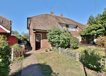 Thumbnail 2 bed maisonette for sale in Rydes Close, Woking