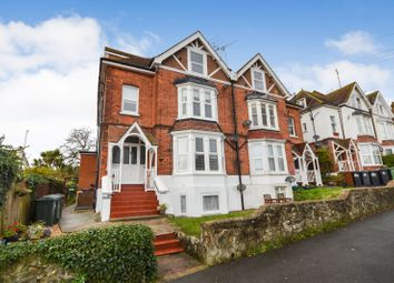 Thumbnail 1 bed flat for sale in Manor Road, Bexhill-On-Sea