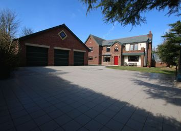 Thumbnail 5 bed detached house for sale in Skip Lane, Hutton, Preston