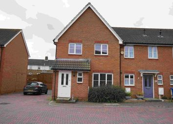 Thumbnail 3 bed semi-detached house to rent in Manisty Court, Kemsley, Sittingbourne, Kent
