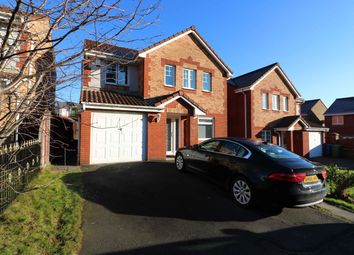 Thumbnail 4 bed detached house for sale in Station Road, Baillieston