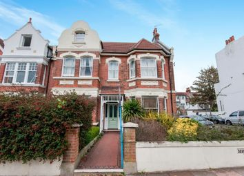 Thumbnail 3 bed flat for sale in Davigdor Road, Hove