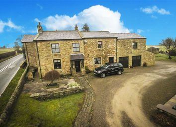 Thumbnail 4 bed farmhouse for sale in Slaidburn Road, Waddington, Clitheroe
