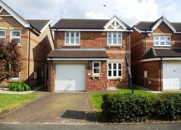 Thumbnail 3 bed detached house to rent in Rivermead, Lincoln