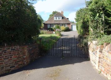 Thumbnail 4 bed detached bungalow for sale in Eggars Hill, Aldershot