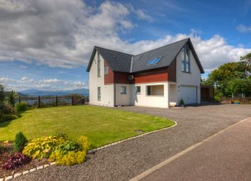 Thumbnail 4 bed detached house for sale in 10 Benvoullin Gardens, Oban