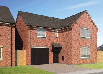 "Thumbnail 4 bedroom detached house for sale in ""The Salisbury"" at Wyndham Way, Pleasley, Mansfield"