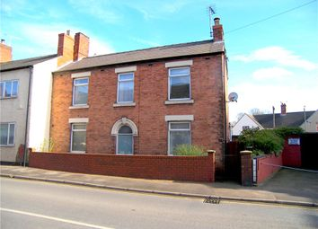 Thumbnail 3 bed detached house for sale in Leabrooks Road, Somercotes, Alfreton