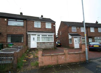 Thumbnail 3 bed semi-detached house to rent in Disley Street, Sudden, Rochdale