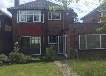 Thumbnail 4 bed semi-detached house to rent in Hartland Drive, Edgware