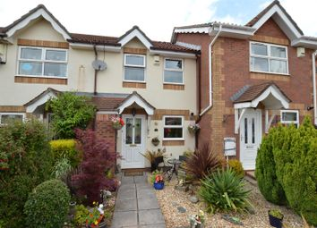 Thumbnail Terraced house to rent in The Patch, Llanharry, Pontyclun