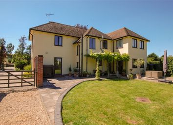Thumbnail 4 bed detached house for sale in Coggeshall Road, Earls Colne, Essex