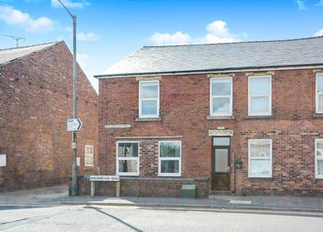Thumbnail 2 bed flat to rent in Barlborough Road, Clowne, Chesterfield