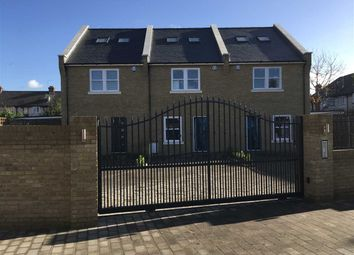 Thumbnail 3 bed end terrace house for sale in Nash Road, London