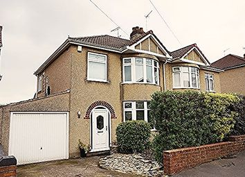 Thumbnail 3 bed semi-detached house for sale in Hazelbury Road, Whitchurch
