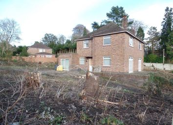 Thumbnail 4 bed detached house for sale in Grove Park, Merthyr Tydfil