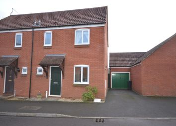 Thumbnail 3 bed property for sale in Nichol Place, Cotford St. Luke, Taunton