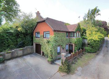 Thumbnail 4 bedroom detached house for sale in Harwoods Lane, East Grinstead, West Sussex