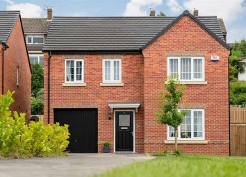 Thumbnail 4 bed detached house for sale in Hunloke Grove, Derby Road, Wingerworth, Chesterfield