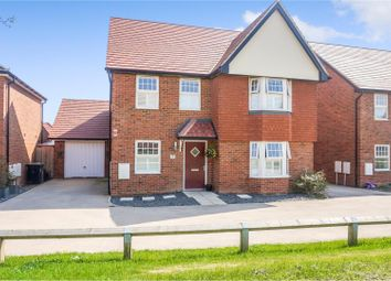 Thumbnail 4 bed detached house for sale in Elinor Vale, Ebbsfleet Valley