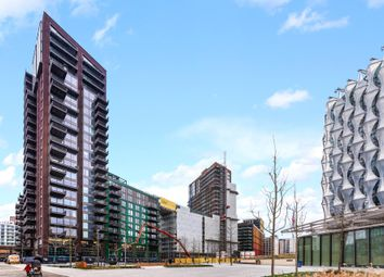 Thumbnail 3 bedroom flat for sale in Legacy Building, Embassy Gardens, London
