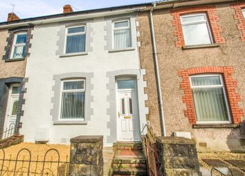 Thumbnail 4 bed terraced house for sale in Nant Melyn Terrace, Tonyrefail, Porth