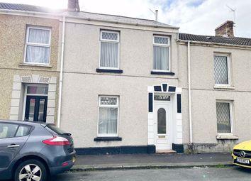 Thumbnail 3 bed terraced house for sale in Railway Terrace, Llanelli